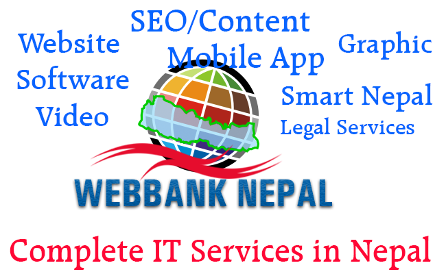 Complete IT Services in Nepal